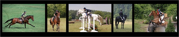 Photos of Eventing